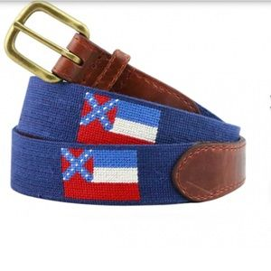 Other - Smathers and Branson needlepoint belt